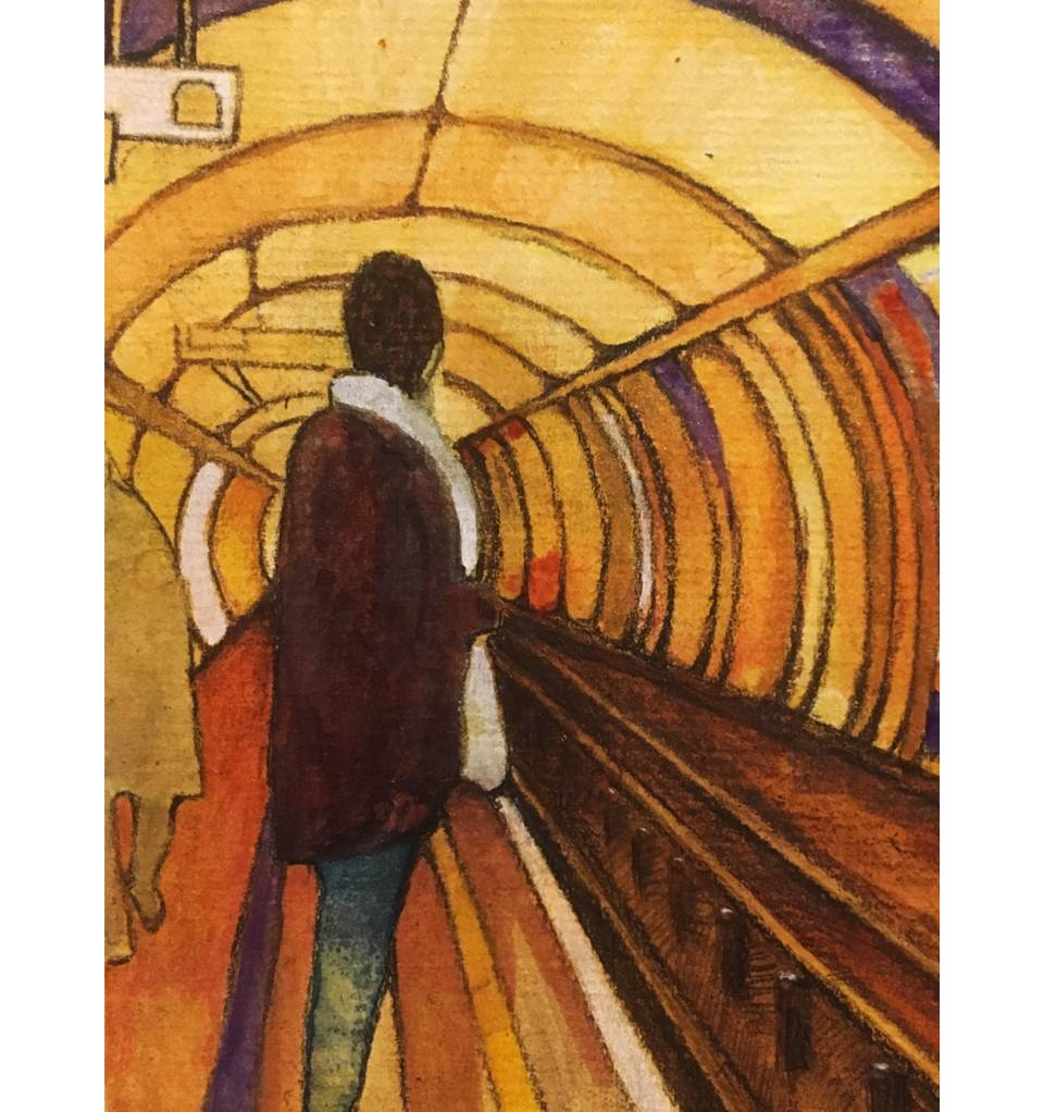 The Commute: Andrew Johnston Davies