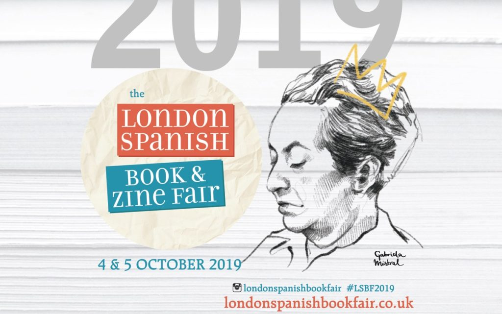 The London Spanish Book & Zine Fair 4 & 5 Oct - Londres